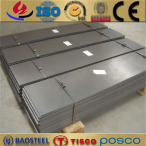 Fabrication Tisco laminés à froid de tôle en acier inoxydable 316h