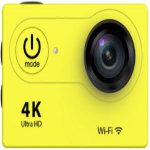 4K a 1080p 60fps de la cámara de acción deporte WiFi mini cámara DV