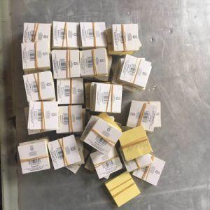 Etiqueta etiqueta personalizada, la impresión de etiqueta propia etiqueta adhesiva