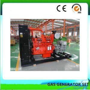 Petite puissance générateur de gaz du moteur de biogaz 300kw