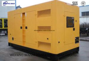 De standaard Stille Elektrische Diesel Customerized Generator voor Mijnbouw/het Plateau/Wildless Recure