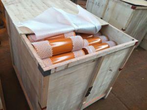 Cilindro de Suspensão do transportador/rolete da esteira transportadora de retorno de aço para lixar