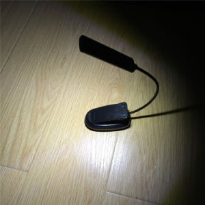 2つのモードの穂軸AAA電池USBの電力源クランプライト