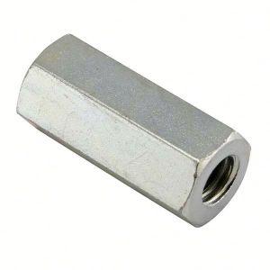 M10 de Noot van het Bevestigingsmiddel van het Roestvrij staal met het Type van Hexuitdraai