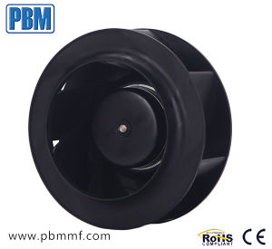 225 milímetros Ec Backward Curved Centrífugo Ventilador chinês