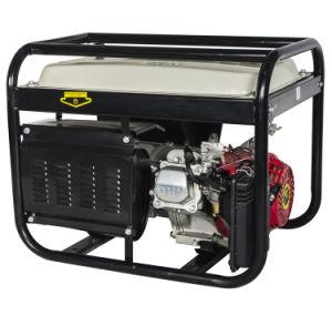 力Value Gasoline Generator 4kw、Portable Generator 220V 60Hz Gerador