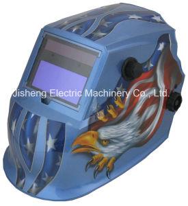 自動暗くなる溶接のヘルメット(N1190TC)