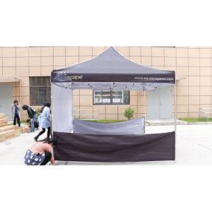 モンゴル人折るキャンプ党党屋外のパビリオンのテント