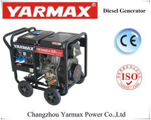 Generatore diesel di nuovo disegno con approvazione del Ce