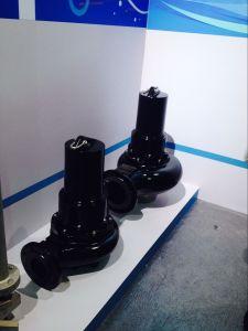 La bomba de tornillo, tornillo sumergible Bomba, Bomba de tornillo vertical