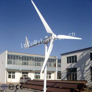 風力の世代別3kw風の永久マグネット発電機