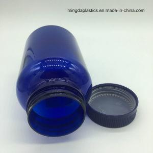 Le Pet& en PEHD contenant de la médecine de la vitamine 500ml pilule de bouteilles vides en plastique