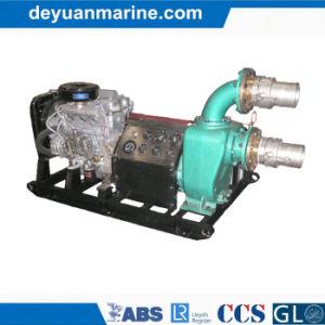 Pompa ad acqua marina motorizzata diesel