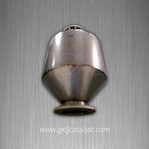 MtuディーゼルGensetのためのDPFの触媒コンバーターは黒い煙および臭気を減らす