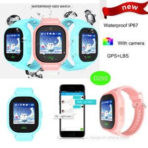 Het nieuwe Horloge van de Drijver van Jonge geitjes IP67waterproof met Verre Camera D25s