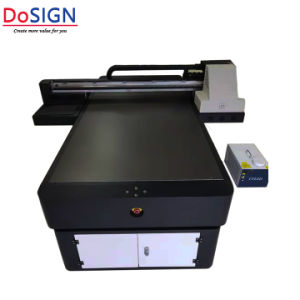Nova Condição e tipo da placa da impressora plana UV de ladrilhos de cerâmica Impressora