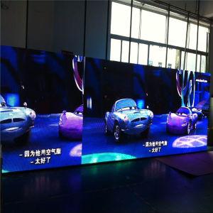 Haute résolution couleur de l'intérieur de la publicité affichage LED