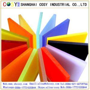 1,2G/cm3 de lámina de acrílico transparente con alta calidad