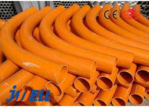 PP/HDPE y PVC de doble pared de tipo horizontal de la línea de extrusión de tubo corrugado