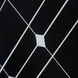 100m (DSP-100M)のモノクリスタル太陽電池パネル