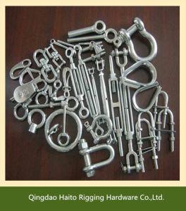 304/316 de acero inoxidable jarcia Hardware de Qingdao Haito