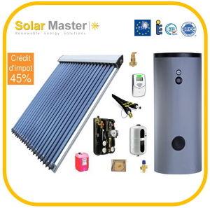 2016 neues Pressurized Solar Water Heater für EU Market