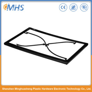 ABS de moldagem por injeção de polimento de peças de plástico