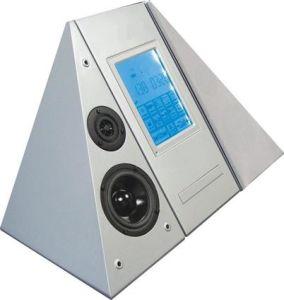 피라미드 디자인된 DVD Hi-fi 시스템 PS0192