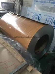 Du grain du bois Panneaux alvéolaire en aluminium