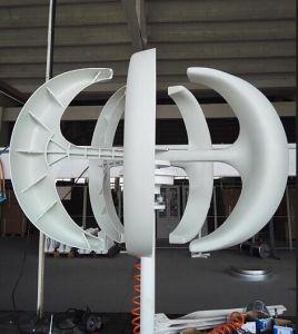 Малое вертикальное цена Китай генератора ветротурбины 100W