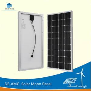 Deleite Q235 Aço Galvanizado 12V/24V LED Solar Luz de Rua