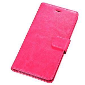 Flip portefeuille avec logement pour cartes d'étui en cuir Coolpad Note3