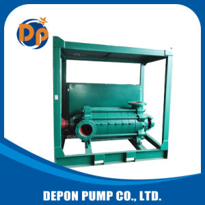 Pompa industriale a più stadi della pompa di amplificazione dell'acqua di vendita calda