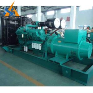 In het groot Diesel 1250kVA Generator met Cummins