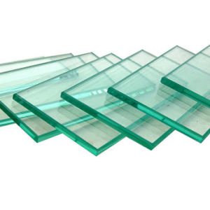 La construcción de vidrio templado de alta calidad