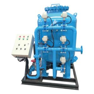Industrielles aufbereitensandfilter-Wasser-Filtration-System