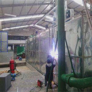 企業セリウムの証明書が付いている黒いオイルの蒸留システム