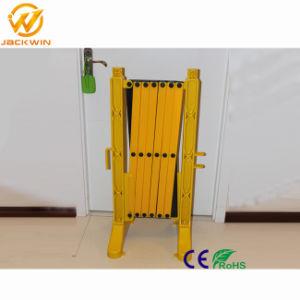 Inyección de PVC retráctil de construcción de la seguridad vial de la barrera de plástico