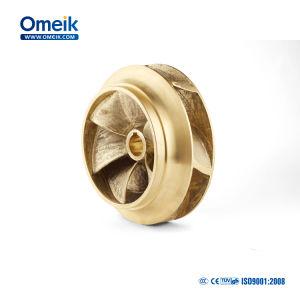 Ventola Bronze di rame d'ottone su ordinazione della pompa ad acqua del pezzo fuso