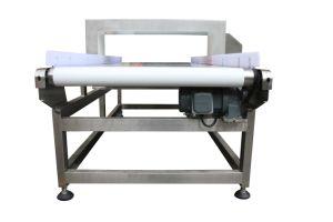 Ременной транспортер тип питание металлоискателя