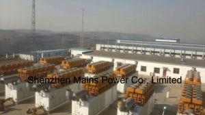 Природный газ Jichai генератора 13750Ква Газогенератора 1100 квт биогаза генератора