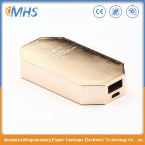 Custom Precision moldado por injecção de plástico ABS parte para Formato Electrónico