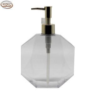 PETGの香水のカスタマイズされるを用いる装飾的な包装の容器のびん