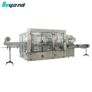 Vous pouvez Alumium Full-Automatic Machine de remplissage à bas prix