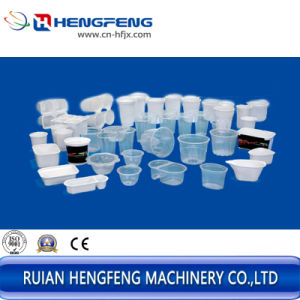 يشبع آليّة مستهلكة بلاستيكيّة فنجان [ثرموفورمينغ] آلة
