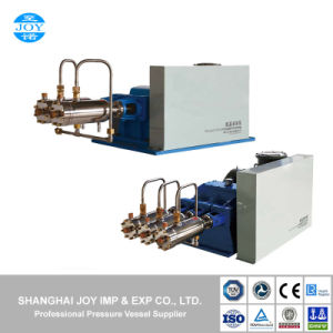 Qualität, Hochdruck-Pumpen des Fachmann-L-CNG