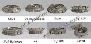 Lucidatore di pietra semiautomatico del bordo/macchina per la frantumazione di delineamento/(MB3000)