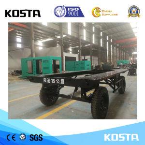 300kVA Kosta力のDeutzシリーズトレーラーの移動式電気発電機セットの価格