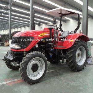 Tractor van het Landbouwbedrijf van het Wiel van de Verkoop Dq754b van Tanzania de Hete 75HP 4WD met Luifel