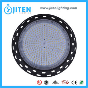 産業UFO高い湾ライト5年の保証100W LED